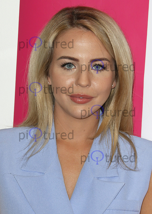 Lydia Rose Bright, Prince's Trust - Tomorrow's Talent Launch, Canvas Studios, London UK, 20 April 2016, Photo by Brett D. Cove