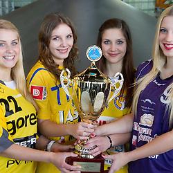20130225: SLO, Handball - Semifinal Draw of Slovenian Cup