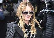 Paris - Chanel Arrivals - 24 Jan 2017
