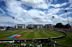 Bristol's County Ground host England Women v Australia Women in the Women's World Cup Group Stages - Mandatory by-line: Robbie Stephenson/JMP - 09/07/2017 - CRICKET - Bristol County Ground - Bristol, United Kingdom - England v Australia - ICC Women's World Cup match 19