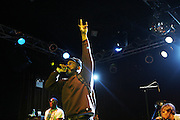 Large Professor at The Brand New Heavies Live, Produced by Jill Newman Productions and held at The Highline Ballroom on October 19, 2009 in New York City