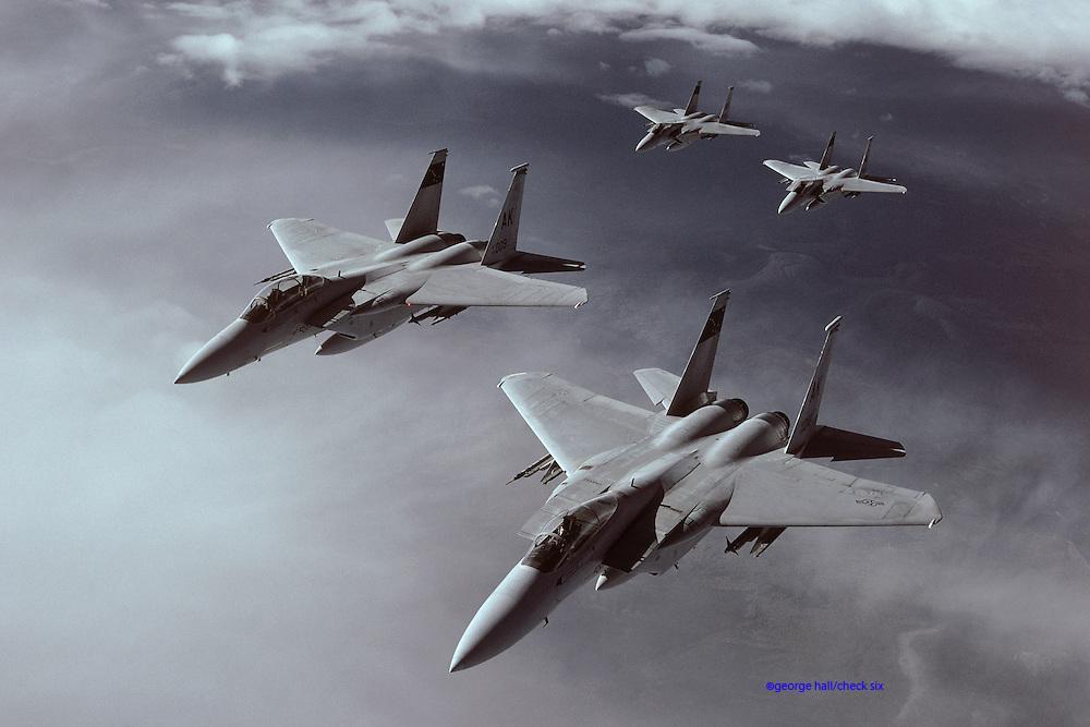 F-15Cs, Alaska