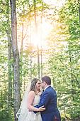 Chrissy & Brad's summer Whistle Bear June wedding