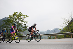 Rotem Gafinovitz (ISR) at GREE Tour of Guangxi Women's WorldTour 2019 a 145.8 km road race in Guilin, China on October 22, 2019. Photo by Sean Robinson/velofocus.com