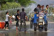 Nyaungshwe.Water Festival