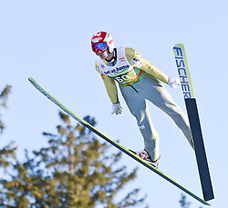 03.01.2012, Olympiaschanze/ Bergisel Stadion, AUT, 60. Vierschanzentournee, FIS Weltcup, Qualifikation, Ski Springen, im Bild Robert Kranjec (SLO) // Robert Kranjec of Slovenia  during qualification at the 60th Four-Hills-Tournament of FIS World Cup Ski Jumping at Olympiaschanze / Bergisel Stadion, Austria on 2012/01/03. EXPA Pictures © 2012, PhotoCredit: EXPA/ P.Rinderer