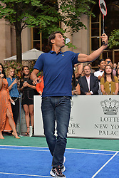August 23, 2018 - New York, NY, USA - August 23, 2018  New York City..Rafael Nadal attending the 4th Annual Palace Invitational at the Lotte Palace Hotel on August 23, 2018 in New York City. (Credit Image: © Kristin Callahan/Ace Pictures via ZUMA Press)