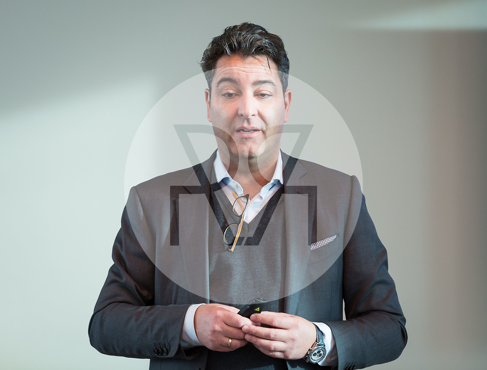 SCHWEIZ - ZÜRICH -  Romeo Sciaranetti, CEO Swissmill - 26. Januar 2018 © Raphael Hünerfauth - http://huenerfauth.ch