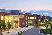 Broughton Hospital | Perkins and Will | Morganton, North Carolina