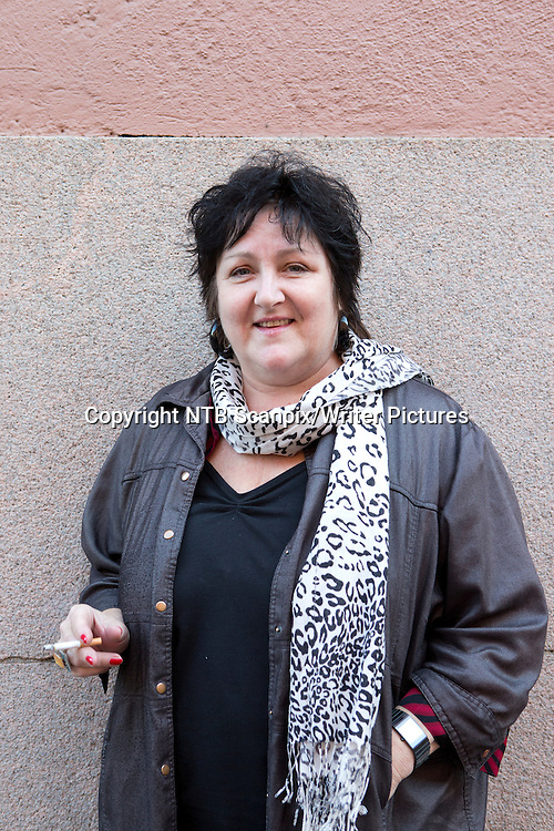 OSLO  20121013. <br /> Ny bok fra Anne B. Ragde med tidligere kriminalnoveller som hun skrev for A-magasinet. <br /> Foto: Gorm Kallestad / NTB scanpix<br /> <br /> NTB Scanpix/Writer Pictures<br /> <br /> WORLD RIGHTS, DIRECT SALES ONLY, NO AGENCY