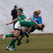 20170212 Rugby, RBS 6 nations women : Italia vs Irlanda
