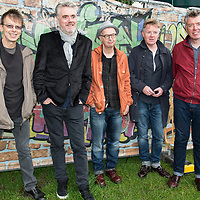 The Undertones in concert at Rewind Scotland, Scone Place, Perth, Scotland