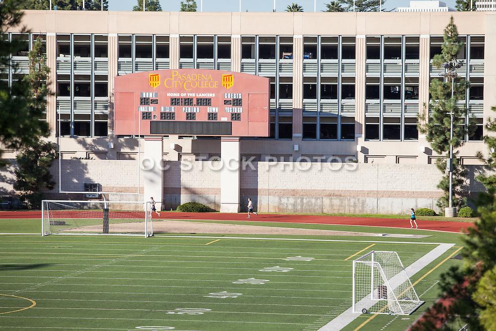 Pasadena City College Soccer Field