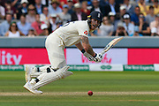 100 - Ben Stokes of England gets to his century during the International Test Match 2019 match between England and Australia at Lord's Cricket Ground, St John's Wood, United Kingdom on 18 August 2019.