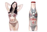 Daisy Lowe for Diet Coke
