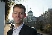 Andrew Ross, Assistant Professor of Political Science, Faculty & Staff Portrait. Center For Law Justice & Culture