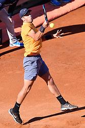 May 16, 2019 - Roma, Italia - Foto Alfredo Falcone - LaPresse.16/05/2019 Roma ( Italia).Sport Tennis.Internazionali BNL d'Italia 2019.Borna Coric (cro) vs Roger Federer (sui).Nella foto:Borna Coric..Photo Alfredo Falcone - LaPresse.16/05/2019 Roma (Italy).Sport Tennis.Internazionali BNL d'Italia 2019.Borna Coric (cro) vs Roger Federer (sui).In the pic:Borna Coric (Credit Image: © Alfredo Falcone/Lapresse via ZUMA Press)