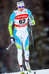 Katja Visnar (SLO) during FIS Cross-Country World Cup Planica 2018, on January 21, 2018 in Planica, Kranjska Gora, Slovenia. Photo by Ziga Zupan / Sportida