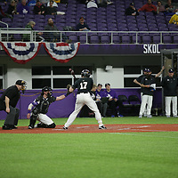 Baseball: University of Northwestern-St. Paul Eagles vs. St. Olaf College Oles