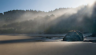 Near Bandon, Oregon on the Oregon Coast