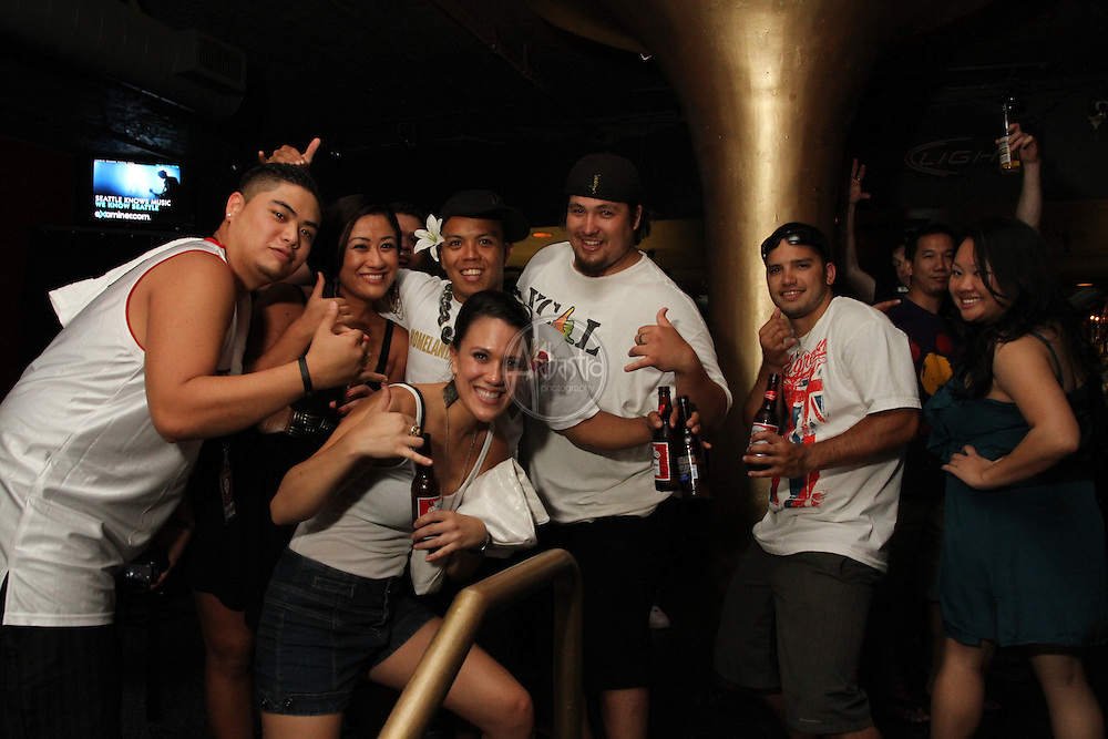 Summerfest 2010 at the Showbox downtown Seattle with Katchafire, Kore Ionz, and Island Bound.
