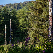 Totem Bight Park. Photo by Alabastro Photography.