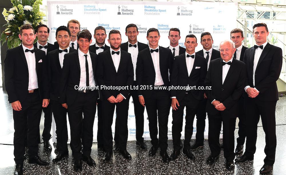 52nd Halberg Awards. Halberg Disability Sport Foundation. Vector Arena, Auckland, New Zealand. Wednesday 11 February 2015. Copyright Photo: Andrew Cornaga / www.photosport.co.nz