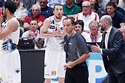 Forray Toto delusione, EA7 EMPORIO ARMANI OLIMPIA MILANO vs DOLOMITI ENERGIA TRENTINO, gara 2 Finale Play off Lega Basket Serie A 2017/2018, Mediolanum Forum, Assago (MI) 7 giugno 2018 - FOTO: Bertani/Ciamillo
