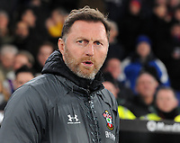 Football - 2019 / 2020 Premier League - Crystal Palace vs. Southampton<br /> <br /> Southampton Manager, Ralph Hasenhuttl, at Selhurst Park.<br /> <br /> COLORSPORT/ANDREW COWIE