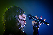 Lights performs at House of Blues Chicago on November 11, 2012.