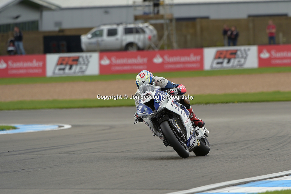 #96 Jakub Smrz Smiths Racing BMW MCE Insurance British Superbike Championship in association with Pirelli