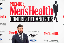 28.01.2016, Goya Theatre, Madrid, ESP, Men'sHealth Awards, im Bild Mario Casas attends // to the delivery of the Men'sHealth awards at Goya Theatre in Madrid, Spain on 2016/01/28. EXPA Pictures © 2016, PhotoCredit: EXPA/ Alterphotos/ BorjaB.hojas<br /> <br /> *****ATTENTION - OUT of ESP, SUI*****