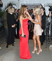 The Saturdays; Mollie King; Una Healy Glamour Women of the Year Awards, Berkeley Square Gardens, London, UK, 07 June 2011:  Contact: Rich@Piqtured.com +44(0)7941 079620 (Picture by Richard Goldschmidt)