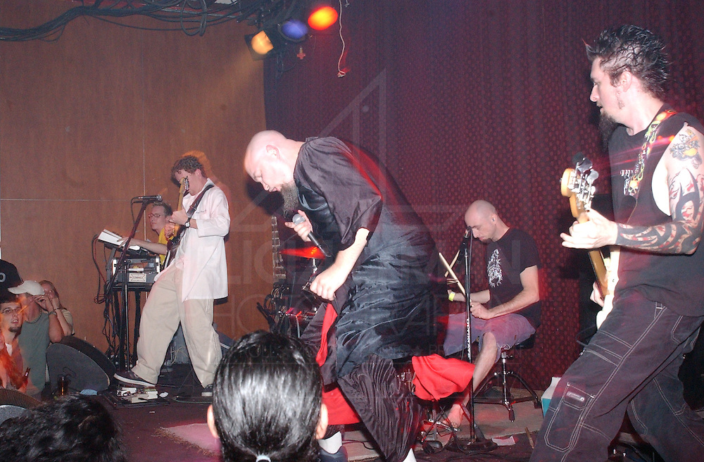 GARGAMEL! performing live at The Social in downtown Orlando, FL on July 31st, 2003.