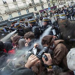 France: UN climate talks COP21