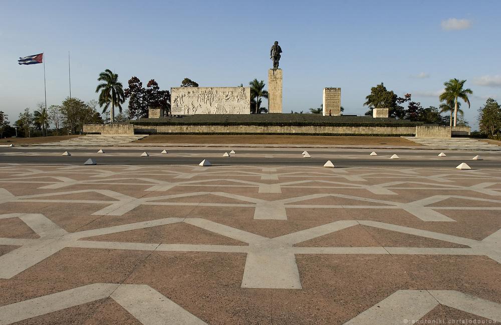 Che Guevara monument in Santa Clara - CUBA
