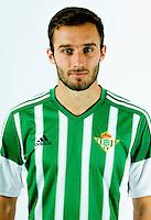 Spain - Liga BBVA 2015-2016 / <br /> ( Real Betis Balompie ) - <br /> German Alejo Pezzella