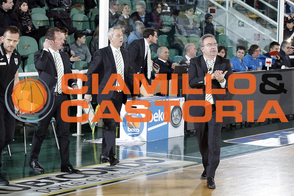 DESCRIZIONE : Avellino Lega A 2015-16 Sidigas Avellino Giorgio Tesi Group PistoiaGIOCATORE : Stefano SacripantiCATEGORIA : ritratto esultanzaSQUADRA : Sidigas AvellinoEVENTO : Campionato Lega A 2015-2016GARA : Sidigas Avellino Giorgio Tesi Group PistoiaDATA : 07/02/2016SPORT : Pallacanestro AUTORE : Agenzia Ciamillo-Castoria/A. De LiseGalleria : Lega Basket A 2015-2016 Fotonotizia : Avellino Lega A 2015-16 Sidigas Avellino Giorgio Tesi Group Pistoia