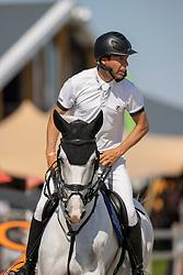 Van Asten Mathijs, NED, Yagudin<br /> Nederlands Kampioenschap Springen<br /> De Peelbergen - Kronenberg 2020<br /> © Hippo Foto - Dirk Caremans<br />  06/08/2020