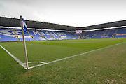 The Madejski stadium before the Sky Bet Championship match between Reading and Birmingham City at the Madejski Stadium, Reading, England on 9 April 2016. Photo by Mark Davies.
