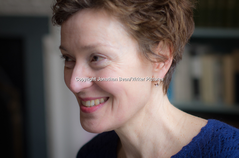 Carys Davies, writer<br /> 26th March 2014<br /> <br /> Photograph by Jonathan Bean/Writer Pictures<br /> <br /> WORLD RIGHTS