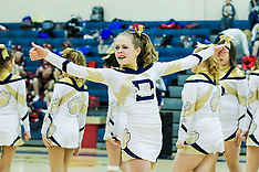01/24/15 Middle School Cheerleading at East Fairmont