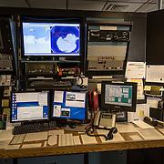 Air Traffic Control in Building 165