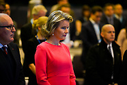 Queen Mathilde European Commission
