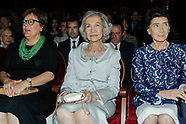 061819 Queen Sofia attends Closing Ceremony of the academic year of the Reina Sofia School of Music