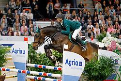 Skrzyczynski Jaroslaw, POL, Chacclana<br /> Jumping Final Round 2<br /> Longines FEI World Cup Finals Jumping Gothenburg 2019