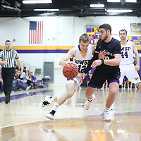 Men's Basketball: University of Wisconsin-Stevens Point Pointers vs. University of Wisconsin-Whitewater Warhawks