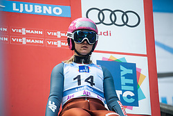PESATOVA Zdenka (CZE) during practice round on Day 1 of FIS Ski Jumping World Cup Ladies Ljubno 2020, on February 22th, 2020 in Ljubno ob Savinji, Ljubno ob Savinji, Slovenia. Photo by Matic Ritonja / Sportida