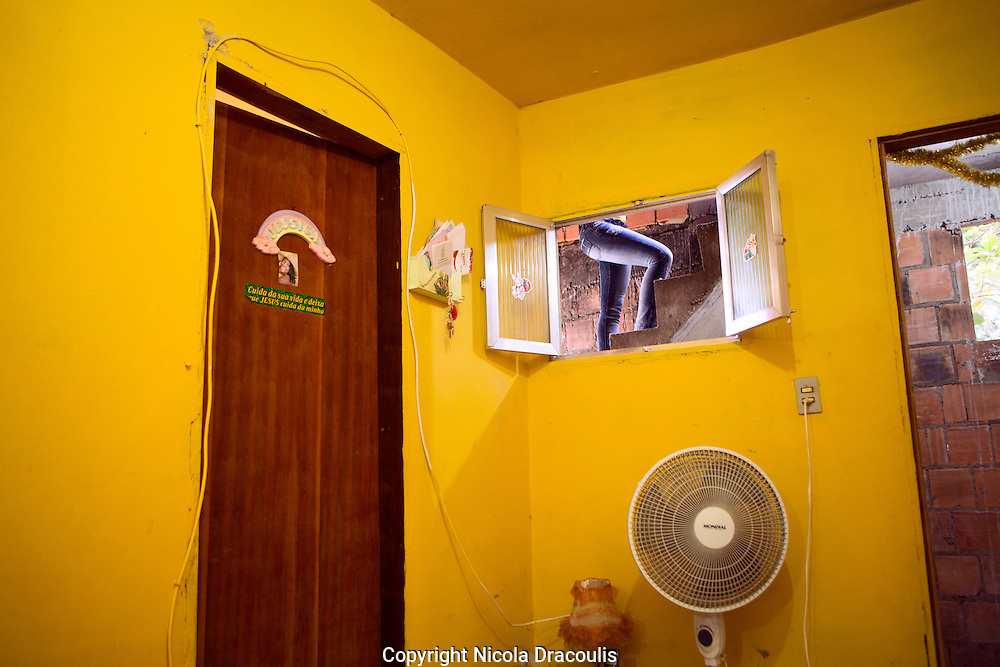 Jessica Penha's house, Cantagalo, 2013
