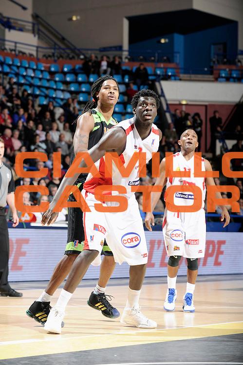 DESCRIZIONE : Championnat de France Basket Ligue Pro A  Semaine des As Quart de Finale<br /> GIOCATORE : SYLLA Abdel Kader<br /> SQUADRA : Nancy<br /> EVENTO : Ligue Pro A  2010-2011<br /> GARA : Nancy Villeurbanne<br /> DATA : 11/02/2011<br /> CATEGORIA : Basketbal France Ligue Pro A<br /> SPORT : Basketball<br /> AUTORE : JF Molliere par Agenzia Ciamillo-Castoria <br /> Galleria : France Basket 2010-2011 Action<br /> Fotonotizia : Championnat de France Basket Ligue Pro A Semaine des As Quart Finale Pau